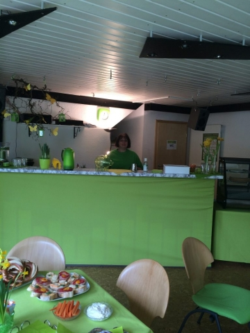 Ostergarten Cafe